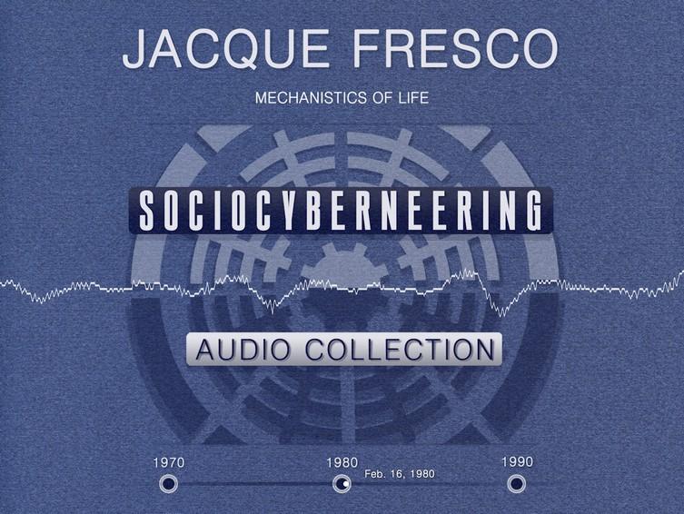 Jacque Fresco - Mechanistics of Life