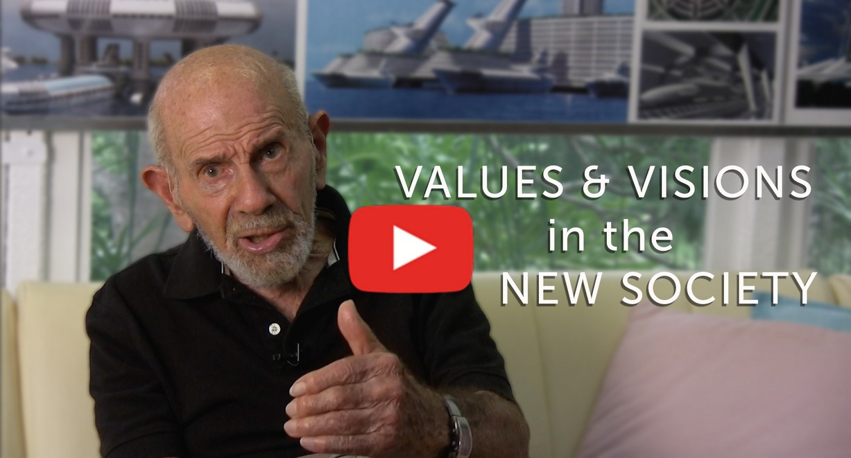 Jacque Fresco - Values & Visions in the New Society