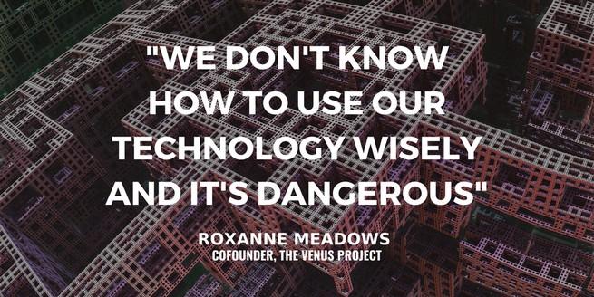 Roxanne Meadows on Fringe
