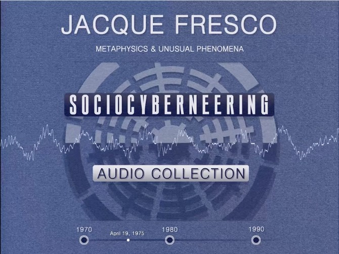 Jacque Fresco - Metaphysics & Unusual Phenomena
