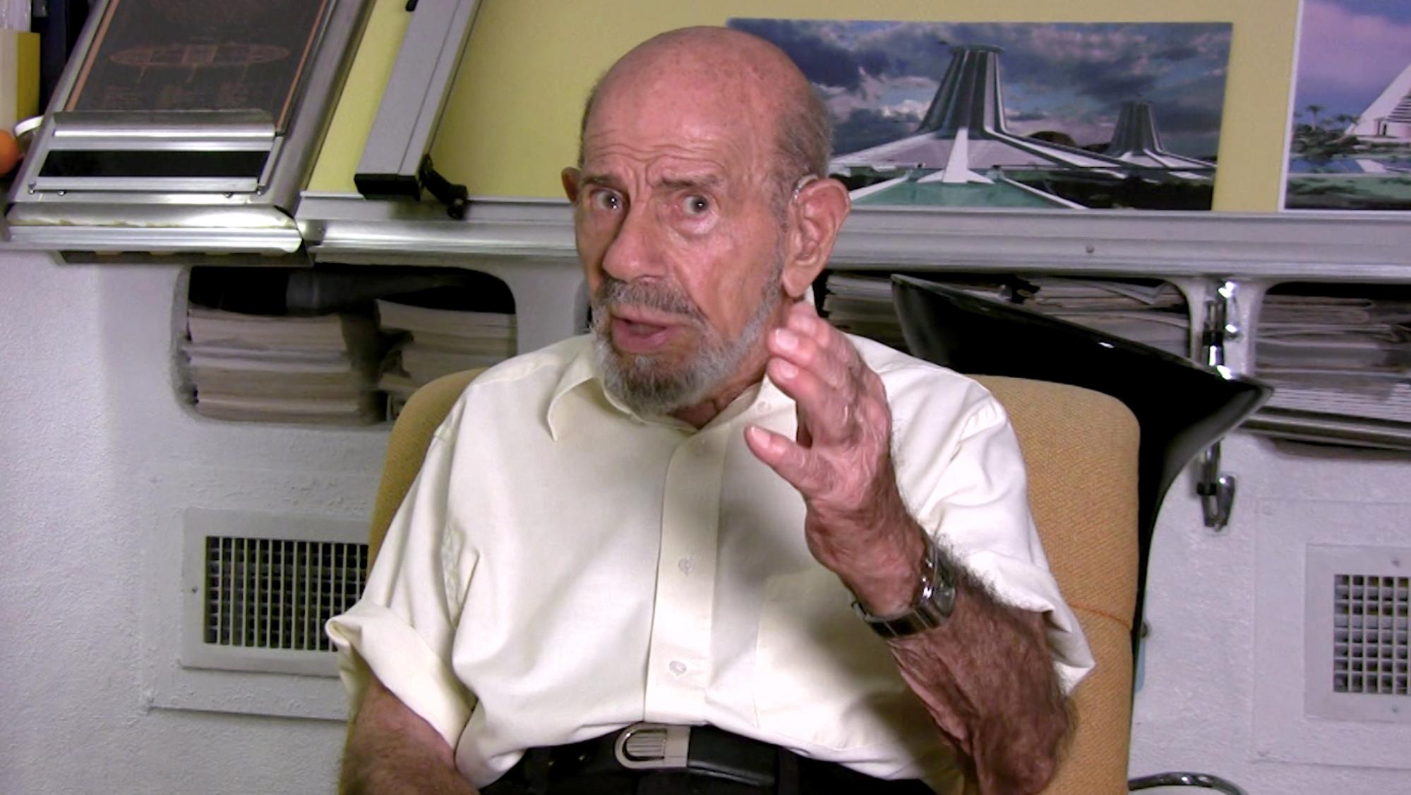 Jacque Fresco - Rationality & Uncommon Sense